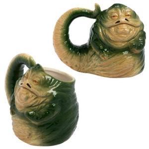 Star Wars Jabba the Hutt 20 Ounce Sculpted Mug
