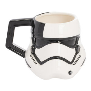 Star Wars The Last Jedi First Order Executioner Sculpted Ceramic Mug