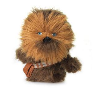 Star Wars Chewbacca Super Deformed Plush