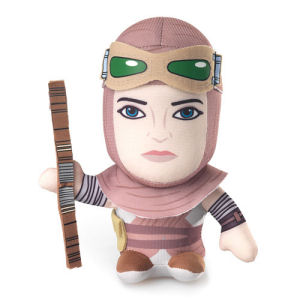 Star Wars Episode VII The Force Awakens Rey Super Deformed Plush