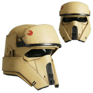 Star Wars Rogue One Scarif Shoretrooper Helmet Prop Replica