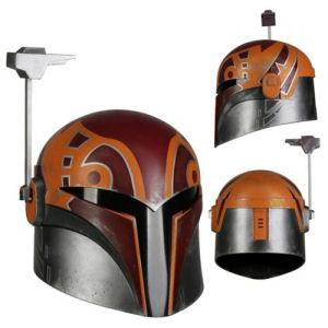 Star Wars Rebels Sabine Wren Helmet Prop Replica
