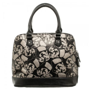 Star Wars Stormtrooper Dome Satchel with Metal Charm