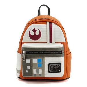 Star Wars Rebel Pilot Cosplay Mini Backpack