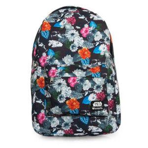 Star Wars Floral Print Backpack