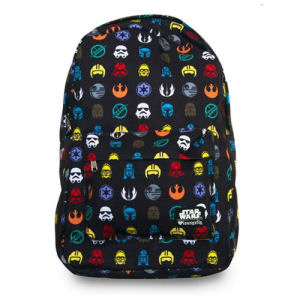 Star Wars Multi Symbol Print Backpack