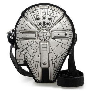 Star Wars Millennium Falcon Micro Mini Dome Crossbody Purse