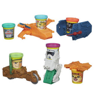 Star Wars Play-Doh Vehicle 2-Packs Wave 1 Case