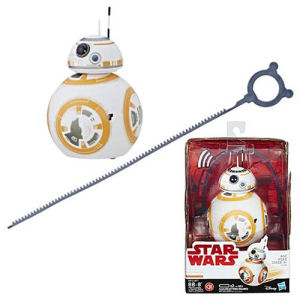 Star Wars The Last Jedi Rip and Go BB-8