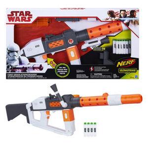 Star Wars The Last Jedi First Order Stormtrooper Nerf GlowStrike Blaster