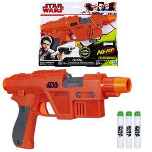 Star Wars The Last Jedi Nerf Poe Dameron Nerf GlowStrike Blaster