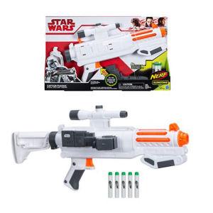 Star Wars The Last Jedi Nerf Captain Phasma Nerf GlowStrike Blaster