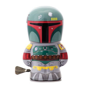 Star Wars Boba Fett 4 Inch Windup Bebot