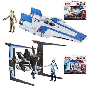 Star Wars The Last Jedi Class B Vehicles Wave 1 Case