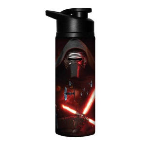 Star Wars Episode VII - The Force Awakens Kylo Ren Space 25 Ounce Stainless Steel Water Bottle
