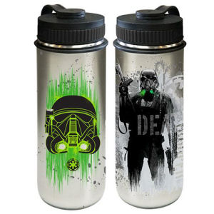 Star Wars Rogue One 18 Ounce Vacuum Insulated Stainless Steel Water Bottle