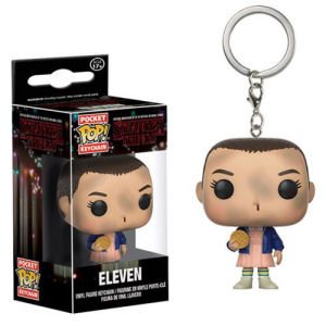 Stranger Things Eleven with Eggo Pocket Pop! Key Chain