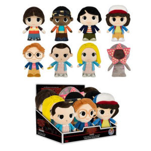 Stranger Things 8 Inch Super Cute Plush Display Case