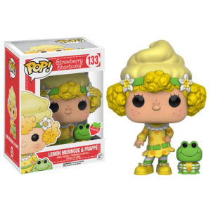 Strawberry Shortcake Lemon Meringue and Frappe Scented Pop! Vinyl Figures