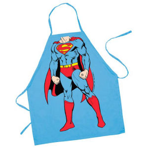 Superman Be The Character Kids Apron