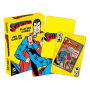 Superman Retro Playing Cards.