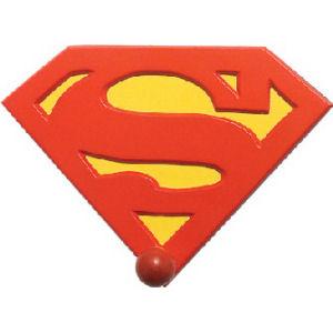 Superman Wall Peg
