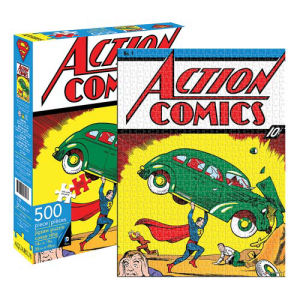 Superman Comic Cover 500 Piece Puzzle
