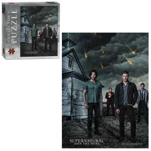 Supernatural 550 Piece Puzzle