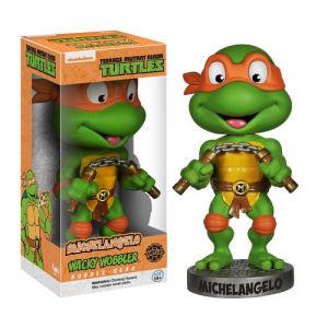 Teenage Mutant Ninja Turtles Michelangelo Bobble Head