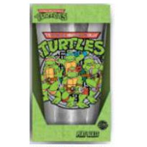 Teenage Mutant Ninja Turtles Sewer Group Shot 16 Ounce Pint Glass