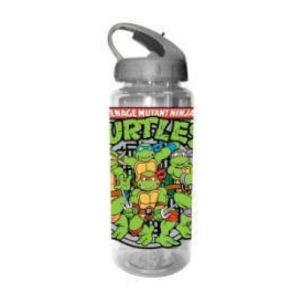 Teenage Mutant Ninja Turtles Group Sewer Shot 20 Ounce Tritan Water Bottle