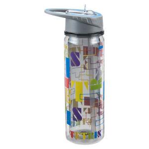 Tetris 18 Ounce Tritan Water Bottle