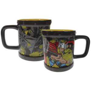 The Mighty Thor Rivets 18 Ounce Mug