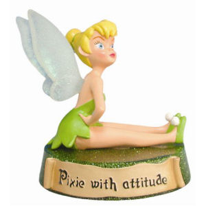 Westland Giftware Disney Life According to Tinkerbell ...
