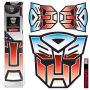 Transformers Autobots Full Color Car Graphics Set.