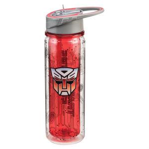 Transformers 18 Ounce Tritan Water Bottle