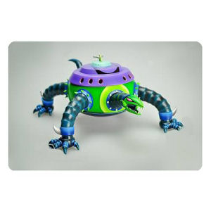 UFO Robo Grendizer Metaltech Giru Giru Action Figure