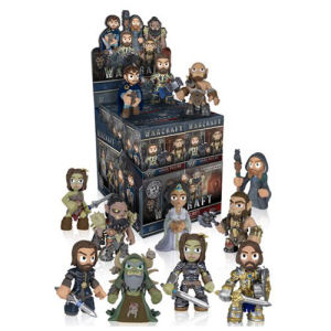 Warcraft Mystery Minis Display Case