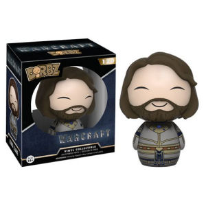 Warcraft King Llane Dorbz Vinyl Figure