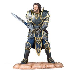 Warcraft Movie Lothar Statue