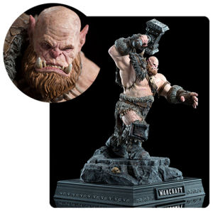 Warcraft Orgrim 1/10th Scale Statue