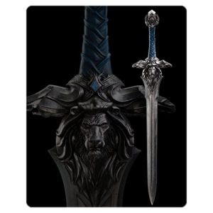 Warcraft Royal Guard Sword 1 to 1 Scale Prop Replica
