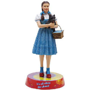 The Wizard of Oz Dorothy Figurine