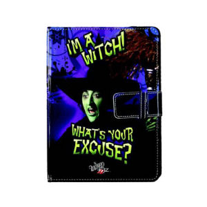 The Wizard of Oz Wicked Witch Tablet Cover