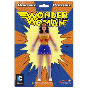 Wonder Woman 5.5 Inch Bendable Figure
