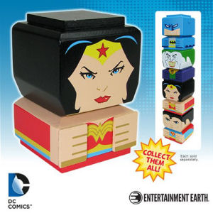 Wonder Woman Tiki Tiki Totem