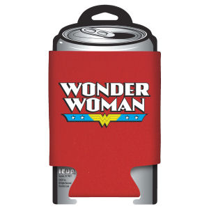 Wonder Woman Logo Can Cooler