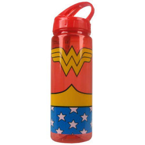 Wonder Woman Uniform 20 Ounce Tritan Water Bottle