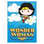 DC Comics Justice League Cartoon Wonder Woman MightyPrint Wall Art Print