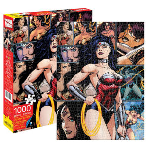 Wonder Woman 1000 Piece Puzzle